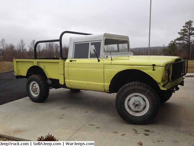 1968 Jeep Kaiser M715 For Sale - Runs and drives good for the age of