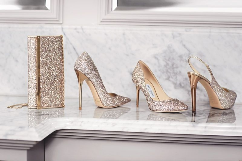 Jimmy Choo Bridal 2016 Shoe Collection