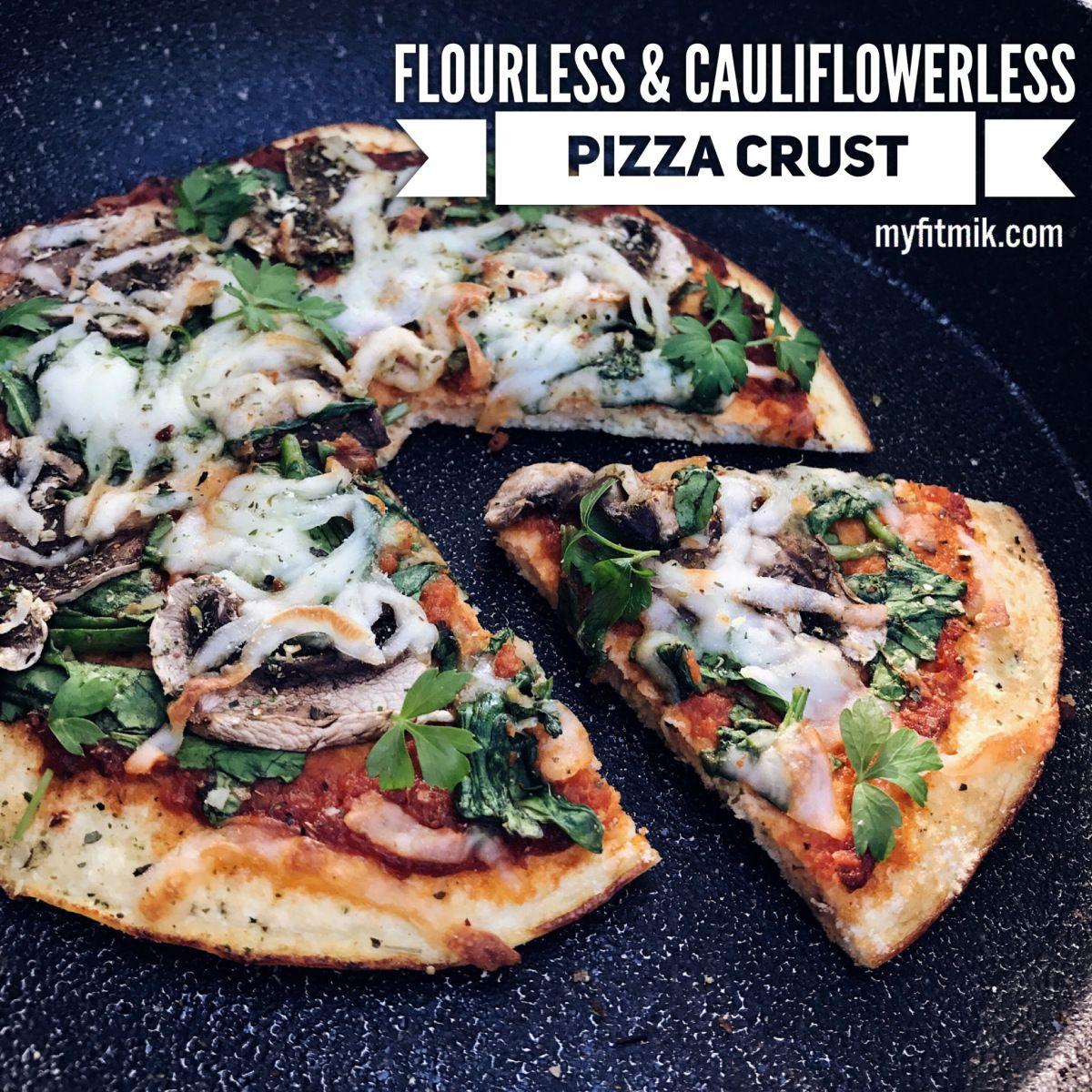 PALEO PIZZA CRUST (NO CAULI OR FLOUR)