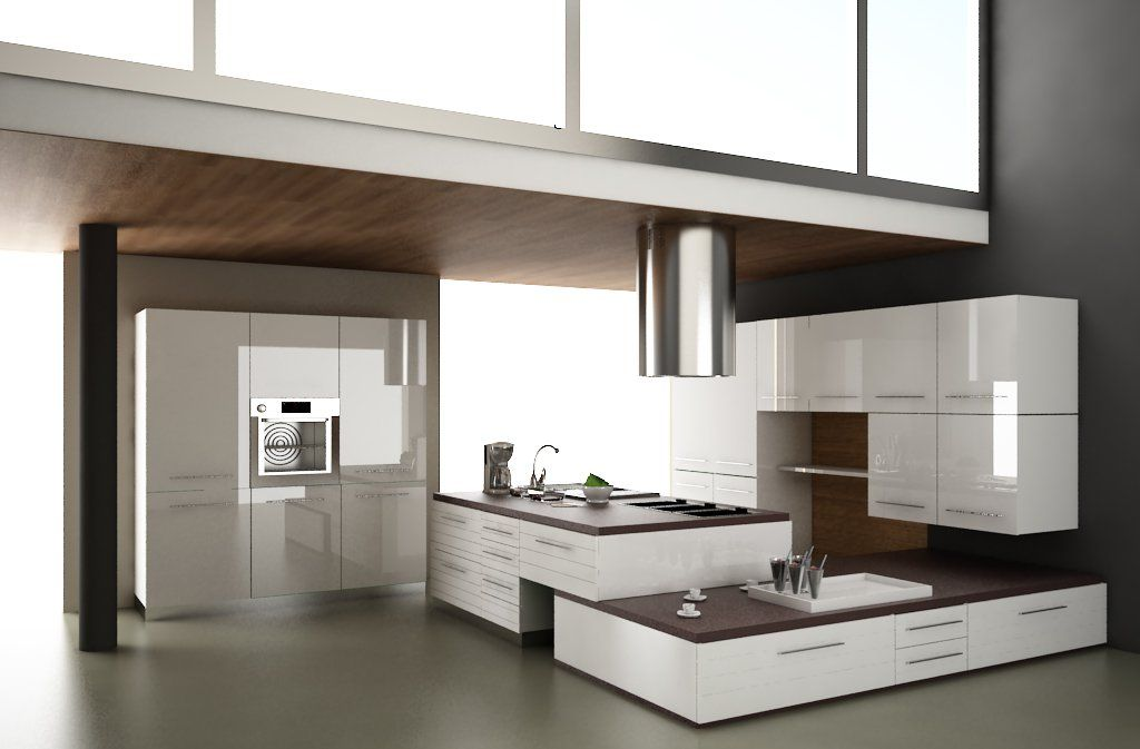 16 Ultra Modern Kitchen Designs That Will Leave You
