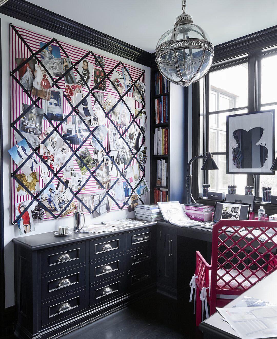 elle decor home office. 5,908 Likes, 35 Comments - ELLE DECOR (@elledecor) On Instagram: \u201c Elle Decor Home Office