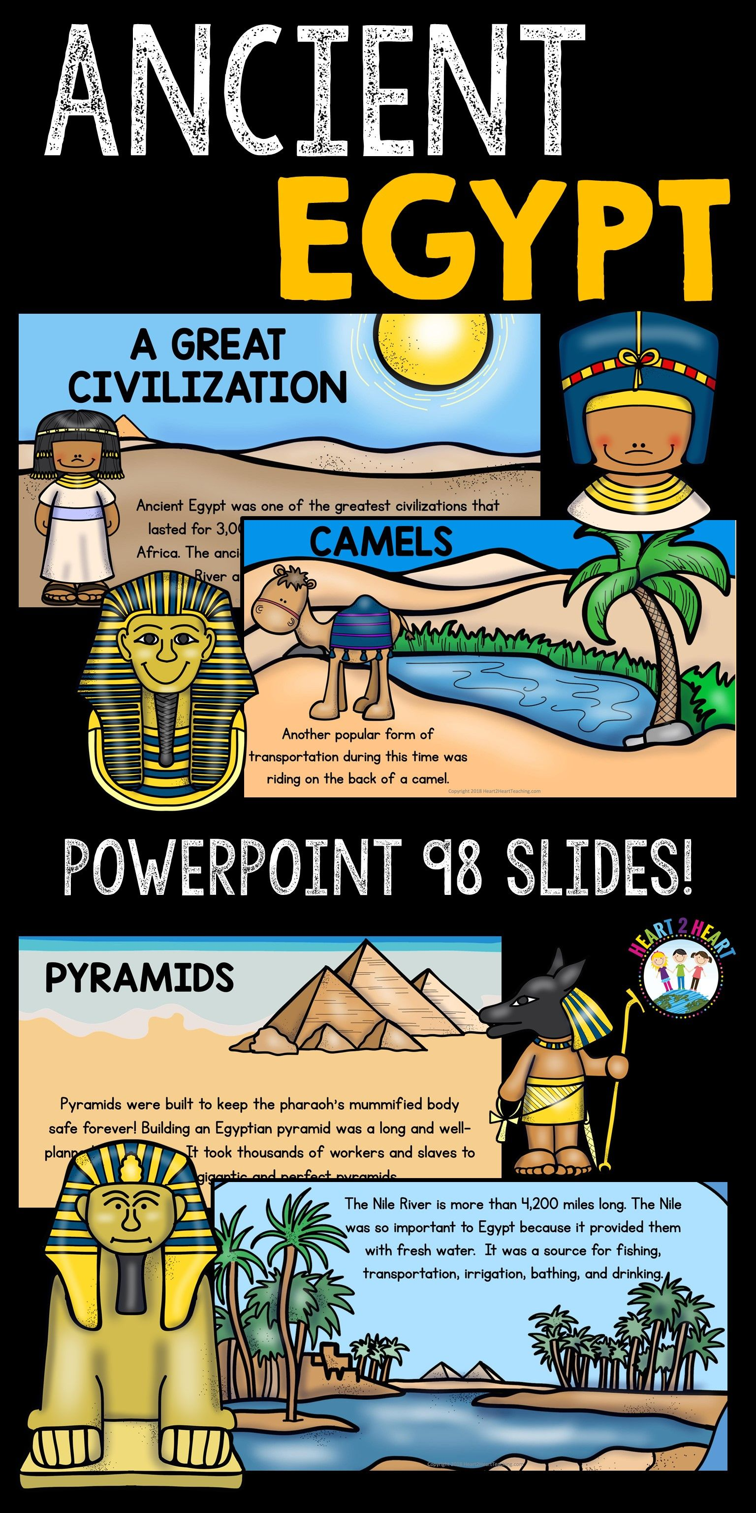 Daily Life In Ancient Egypt Powerpoint Presentation