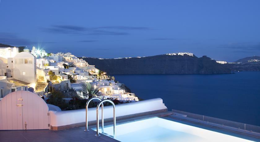 Santorini Secret Oia Greece Small Luxury Hotels Hotel Santorini