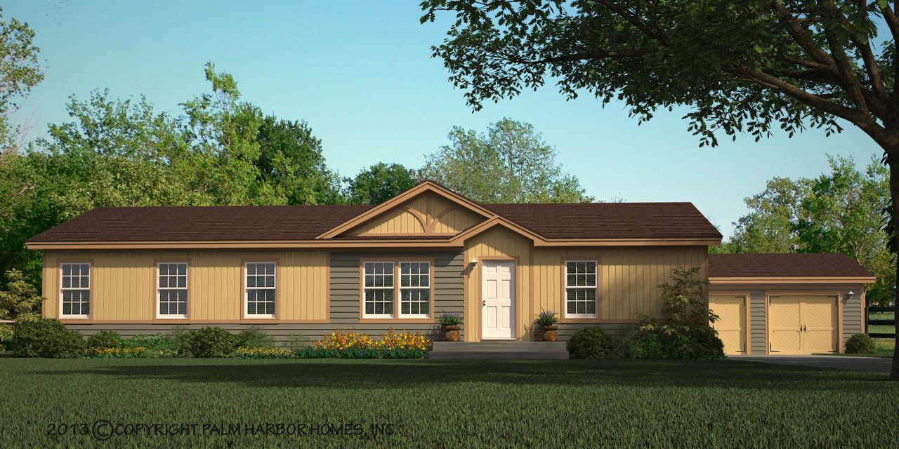 View The Harbor House Ii Floor Plan For A 1749 Sq Ft Palm Harbor