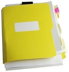 How to Tackle Paperwork Organization