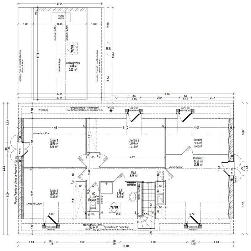 Plan achat maison neuve à construire - Constructions Idéale Demeure