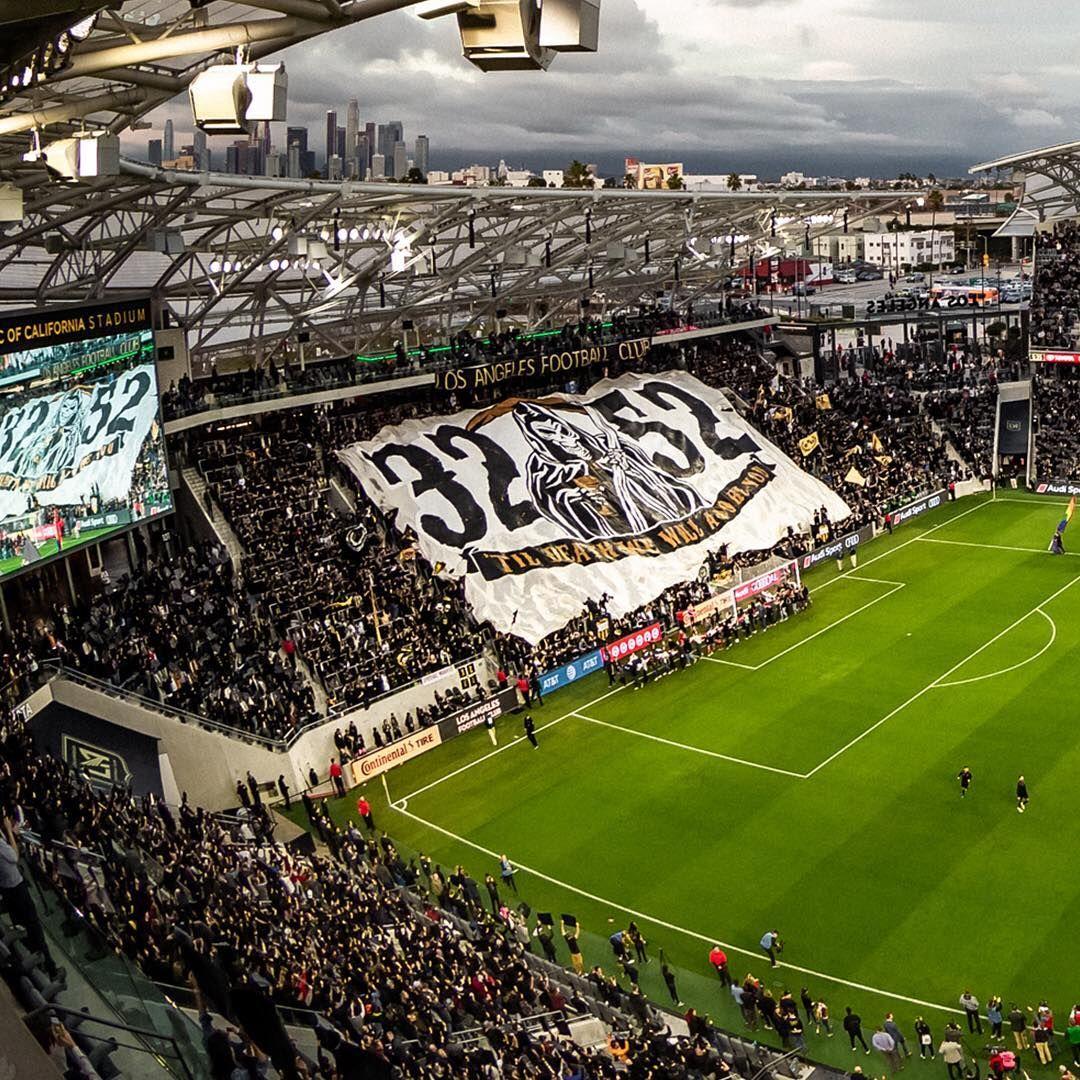 Los Angeles Football Club On Instagram We Are Lafc Lafcvskc Los Angeles Football Club Football Club Football
