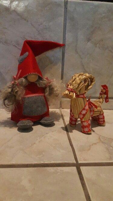 Mrs Santa =D  #mrssanta #mrsclaus #tomtemor #tomte #nisse #nisseflicka