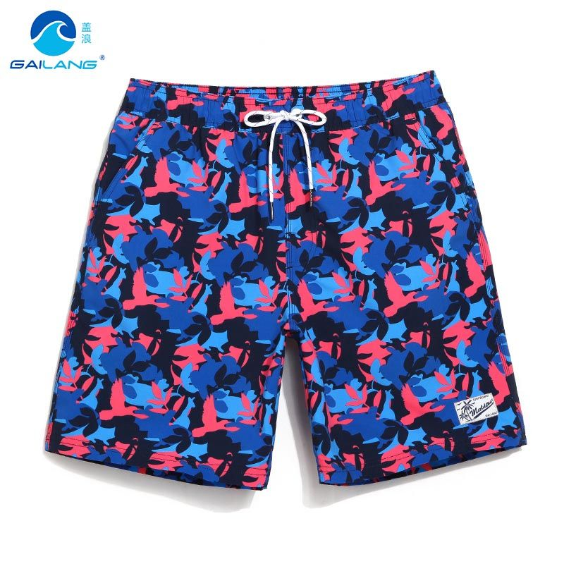 1dfbb16a1f1d5d Surfing & Diving Surfing & Beach Shorts Summer Mens Swimming Trunks Liner  Swimsuit Hawaiian Bermudas Plavky Swimwear Joggers Camouflage Beach Shorts  Mesh