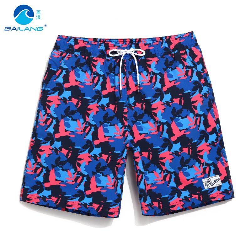 1dfbb16a1f1d5d Surfing & Diving Surfing & Beach Shorts Summer Mens Swimming Trunks Liner  Swimsuit Hawaiian Bermudas Plavky Swimwear Joggers Camouflage Beach Shorts  Mesh