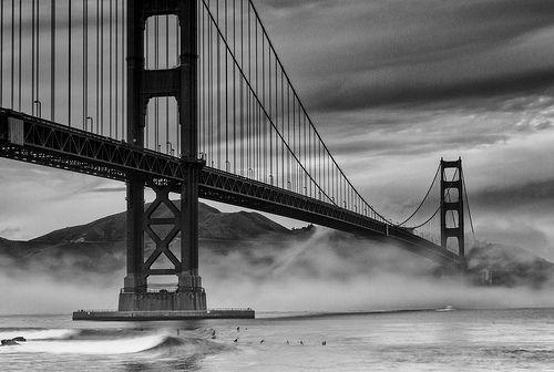 Golden Gate Bridge (by tobyharriman)