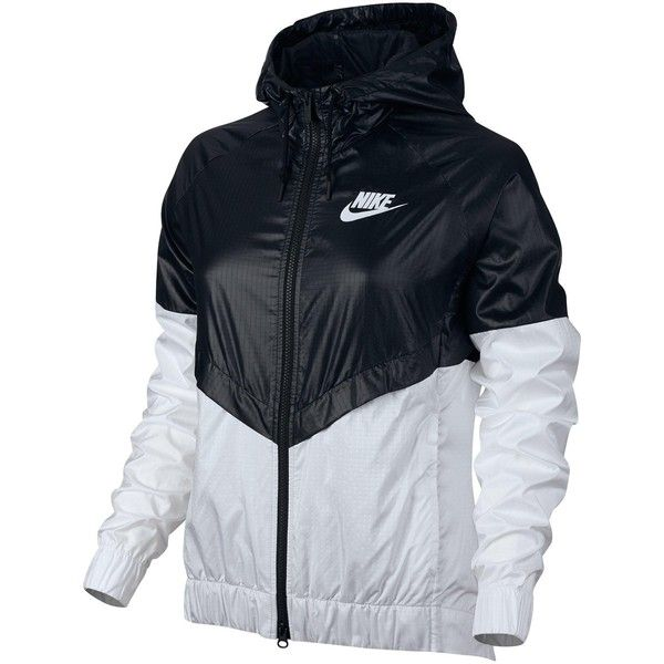 7003e383bd4 Nike Windbreaker Jacket ( 82) ❤ liked on Polyvore featuring activewear