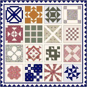 Dear Jane Quilt by Jane Stickle 1863 Pattern Chart Graph | Cross ... : jane stickle quilt - Adamdwight.com