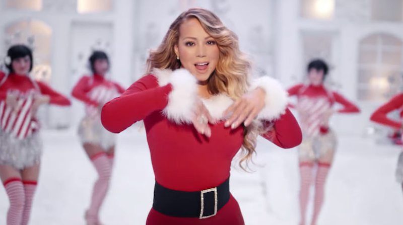 Christmas Song Of The Day All I Want For Christmas Is You Mariah Carey Christmas Song Mariah Carey Christmas Music
