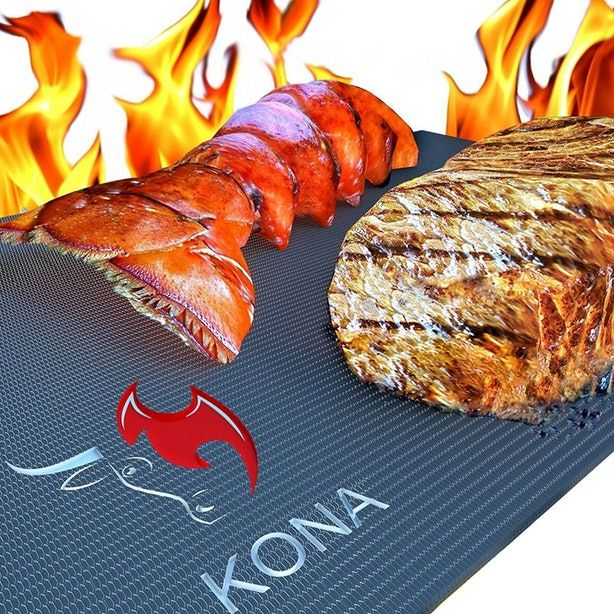 26 Genius Products On Amazon That Are Sure To Sell Out Bbq Grill Mats Bbq Grill Grill Mats