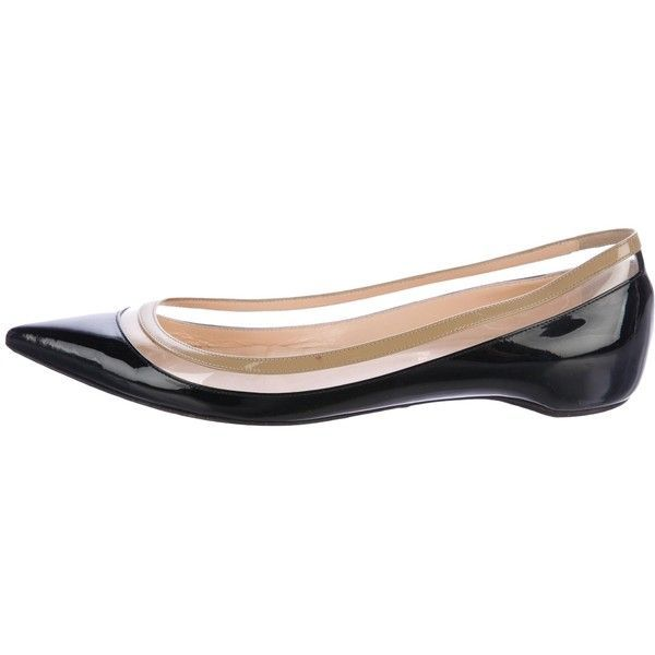 Pre-owned - Patent leather flats Christian Louboutin PsumZY9