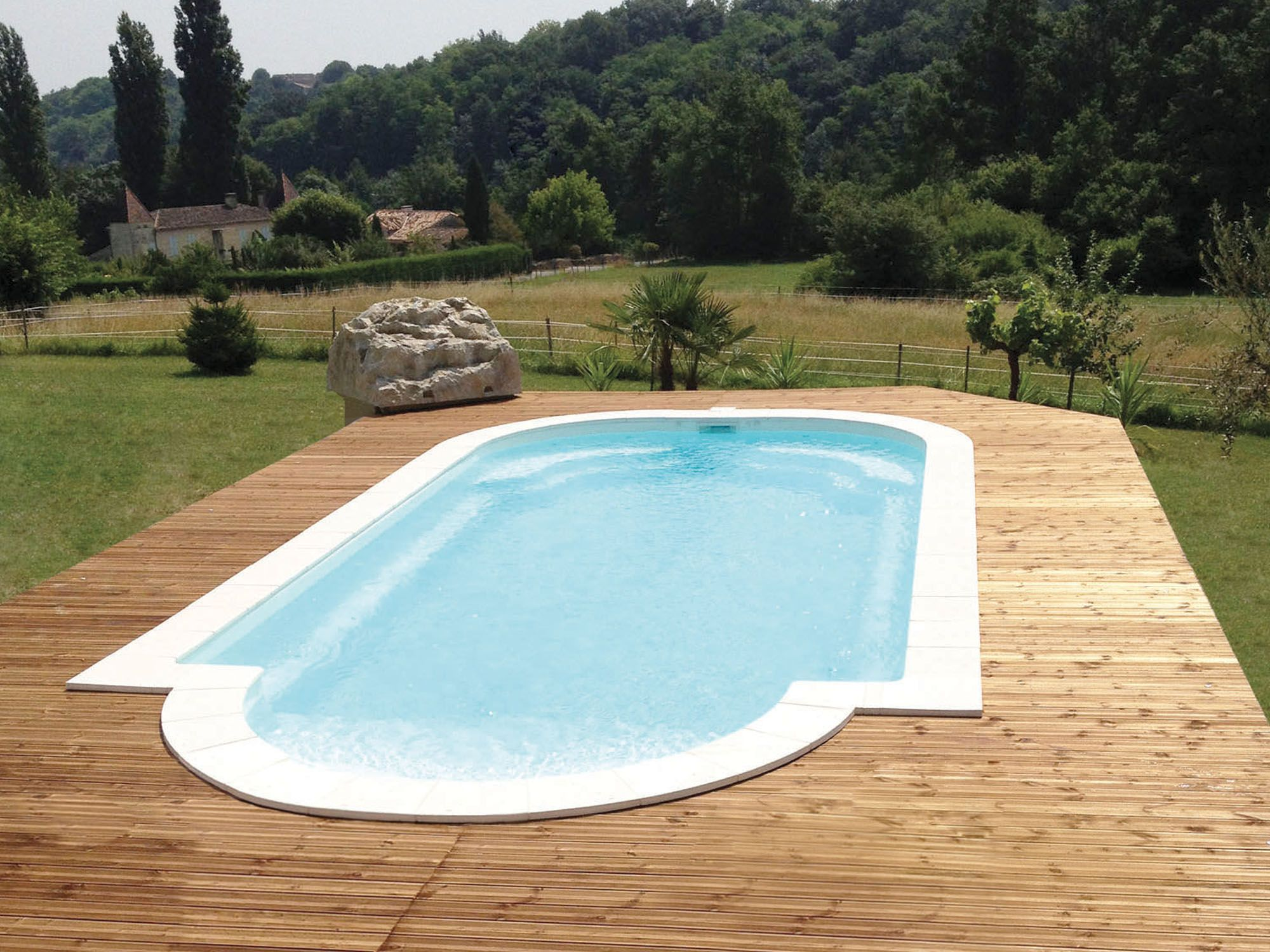 piscine coque polyester bolero fabrication francaise