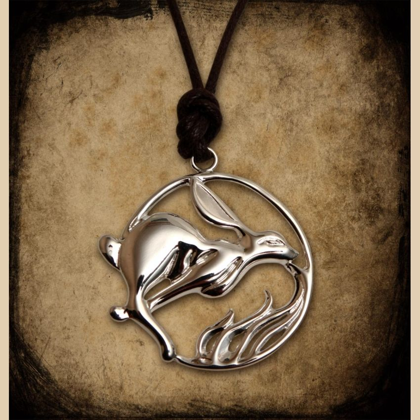02ecd2ad0 Hare Through Flame' Necklace | Discworld | Jewelry, Hare, Spiritual ...