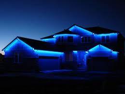 Led House Led Strip Lighting Led Exterior Lighting Led Outdoor Lighting