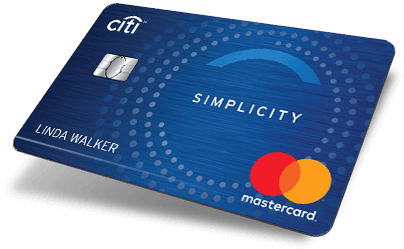 Citi Simplicity Mastercard History Graph Identity Theft Protection Credit Card Offers