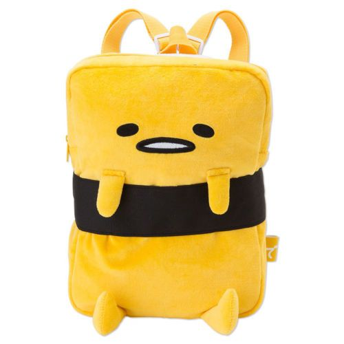 Gudetama Sushi Backpack Sanrio Kawaii From Japan Free Shipping