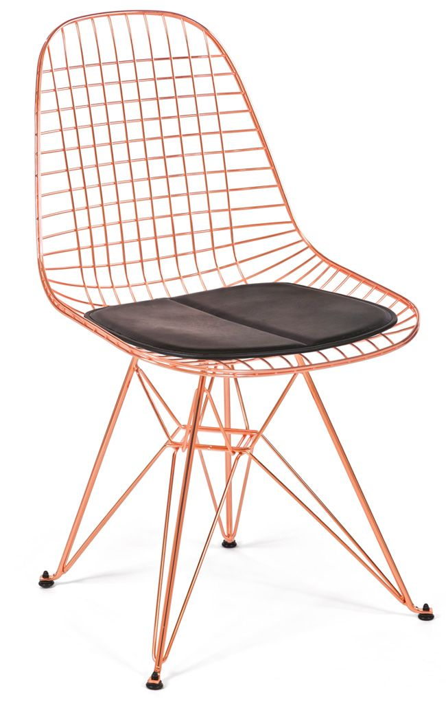 Copper Wire Chair From Modernica Inc