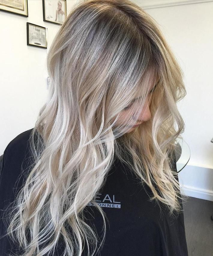 40 Hair Olor Ideas With White And Platinum Blonde Hair White Hair