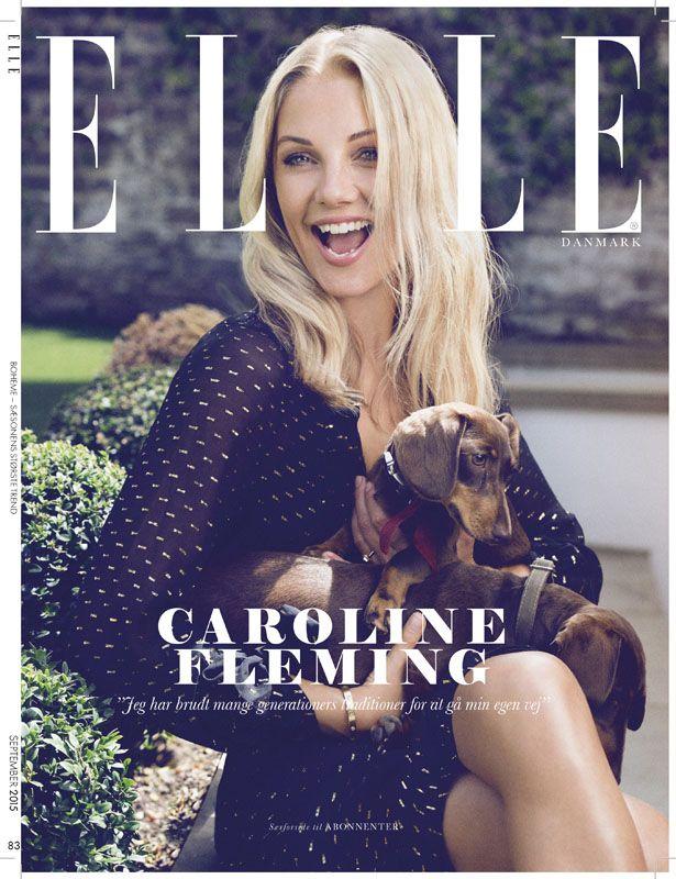 Caroline Fleming Ladies Of London Us Actress Cozy Feeling