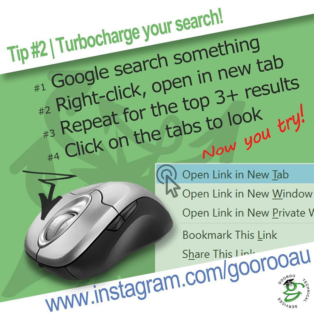 Tip 2 Turbocharge the search! Start by using your