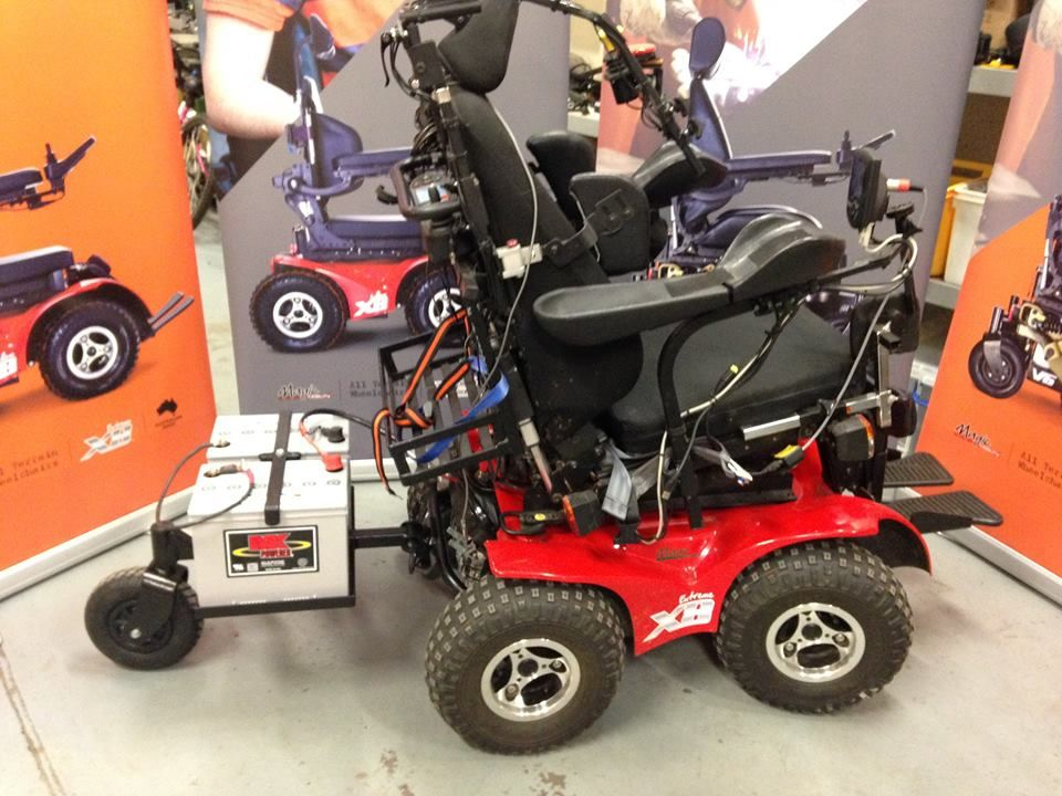 X8 Wheelchair Modern Steel Chair Design Extreme Powerchair Powered Offroad