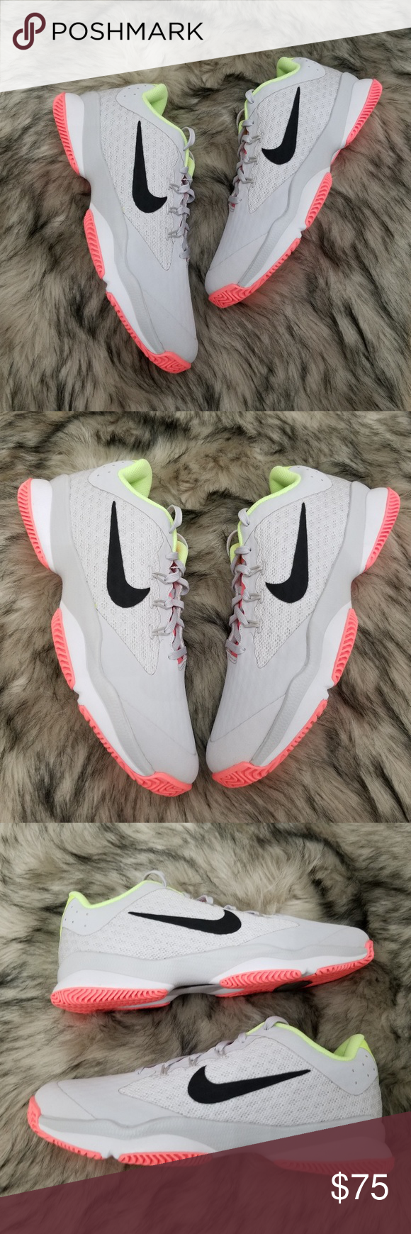 super popular 38fab bfa69 Nike NikeCourt Air Zoom Ultra Women s Tennis Shoes Firm Price New Without  Box 100% Authentic