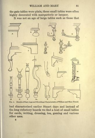 The Practical Book Of Period Furniture Treatin Dibujos