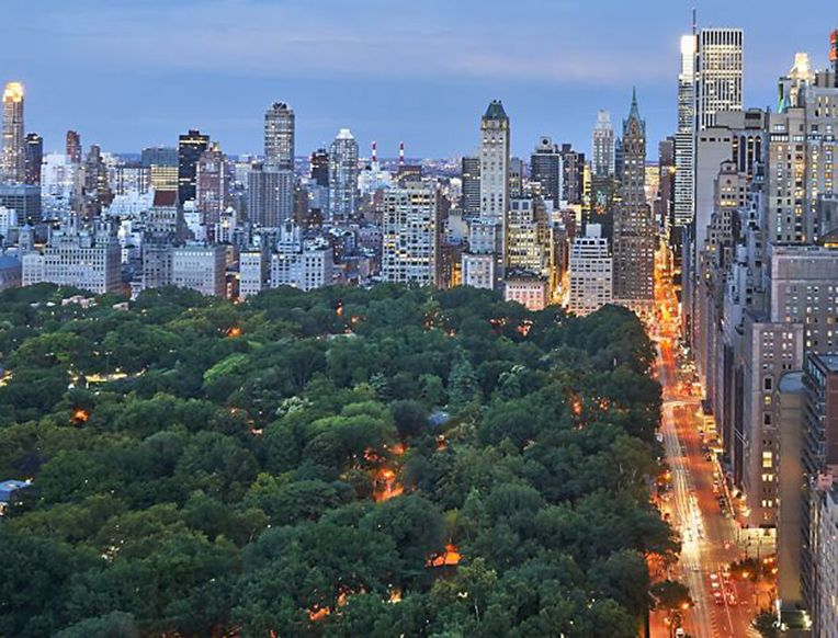 Mandarin Oriental Hotel Nyc Overlooking Central Park