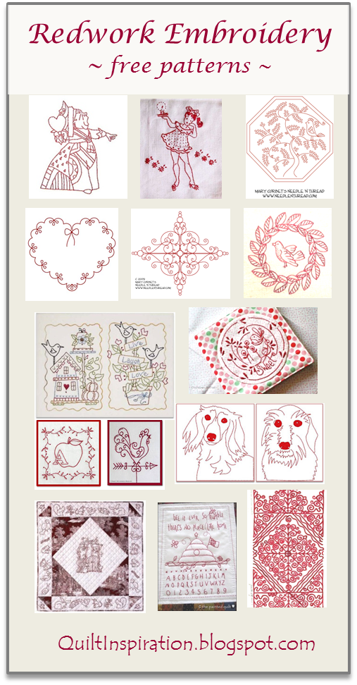 We have a huge stash of free patterns in our Free Quilt Inspiration ...