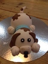 Leukste taartenshop den helder Kinderworkshop Puppy