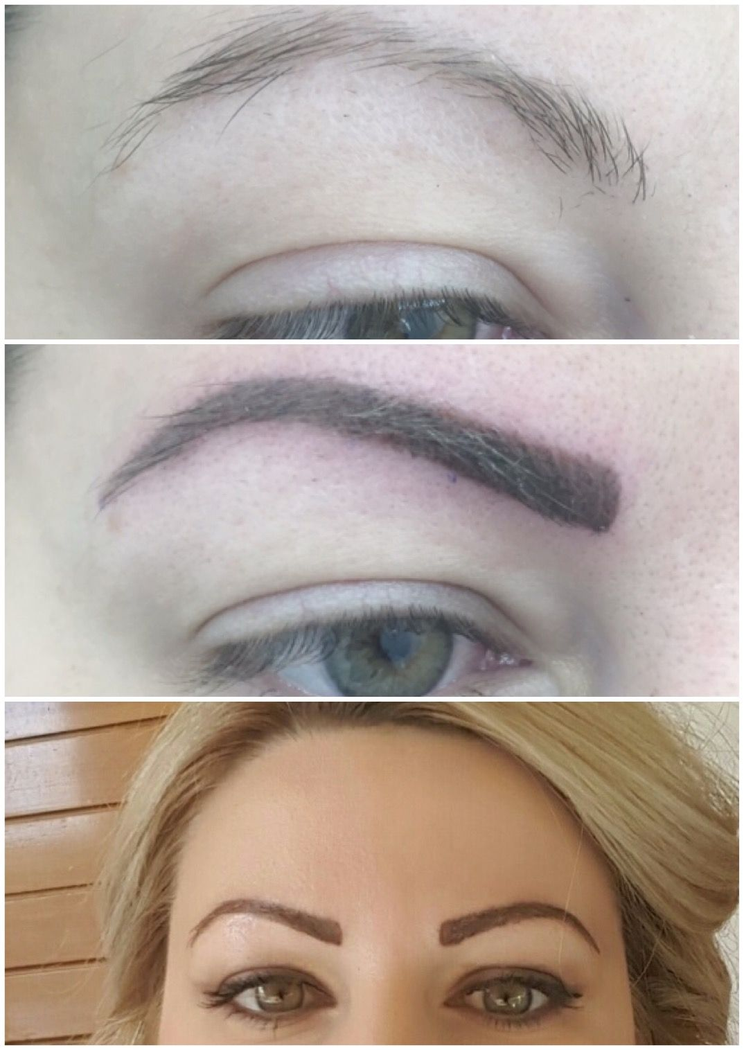 Permanent Makeup by Kouki , Loyal and Proper Tattoo Parlor , cosmetic tattoo