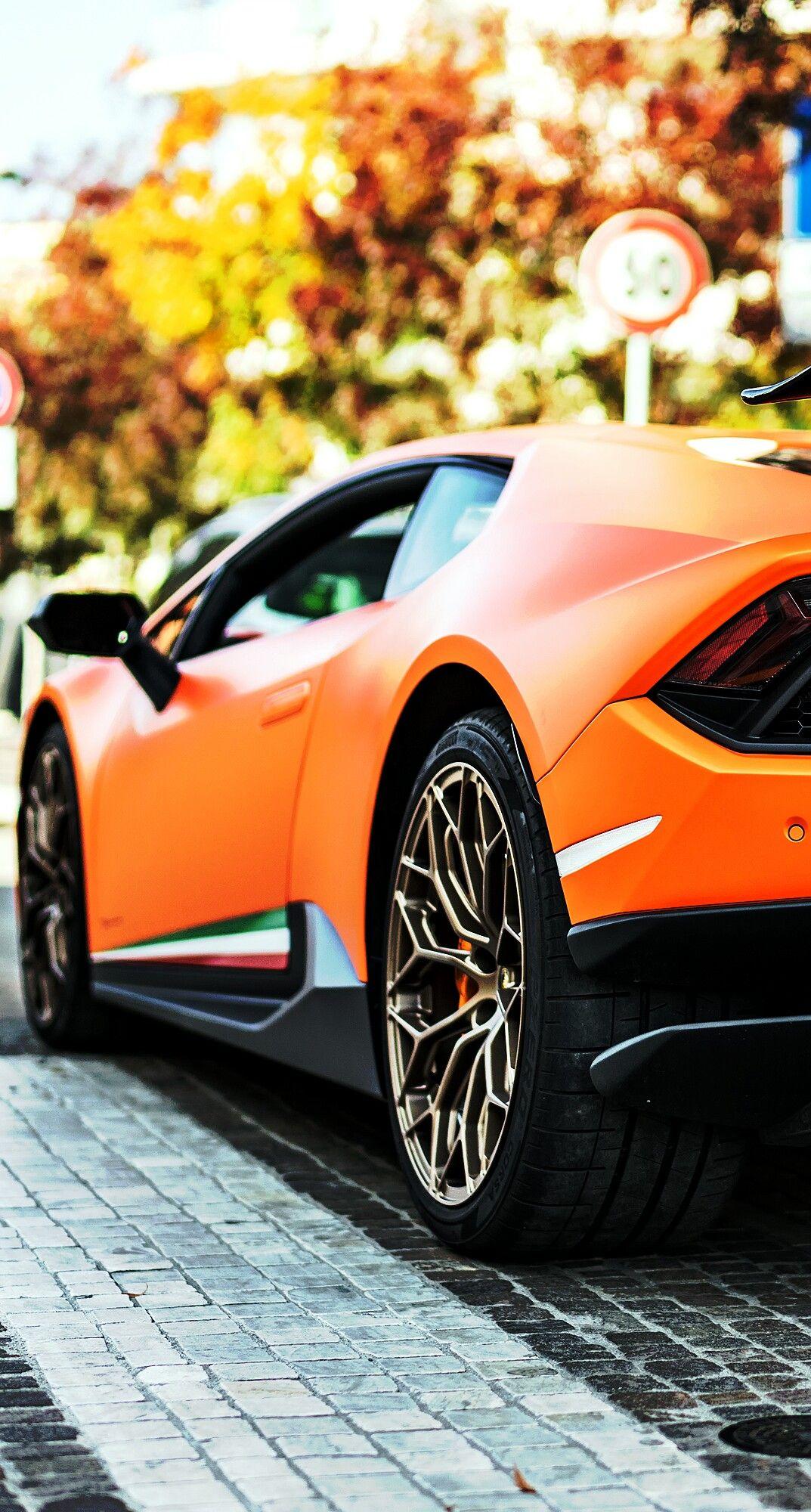 Lamborghini Huracan Performante Enhanced By Vonmonski Super Cars Super Luxury Cars Lamborghini