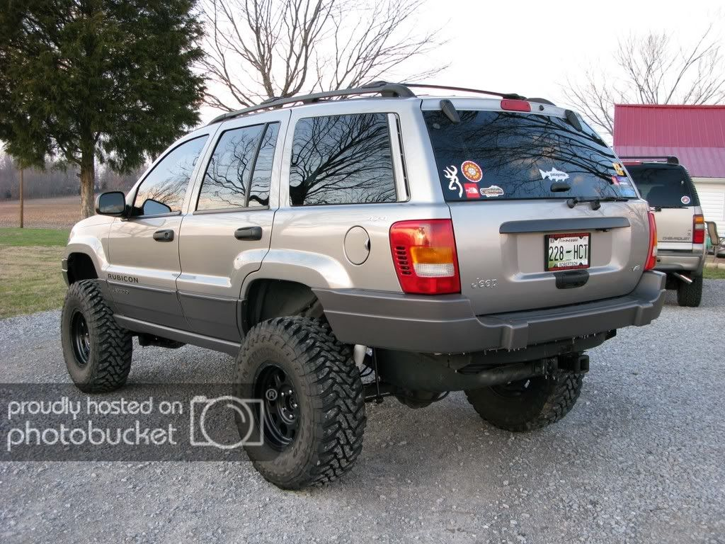 Thread 2001 Grand Cherokee Wj Lifted 8in In 2001 Jeep Grand
