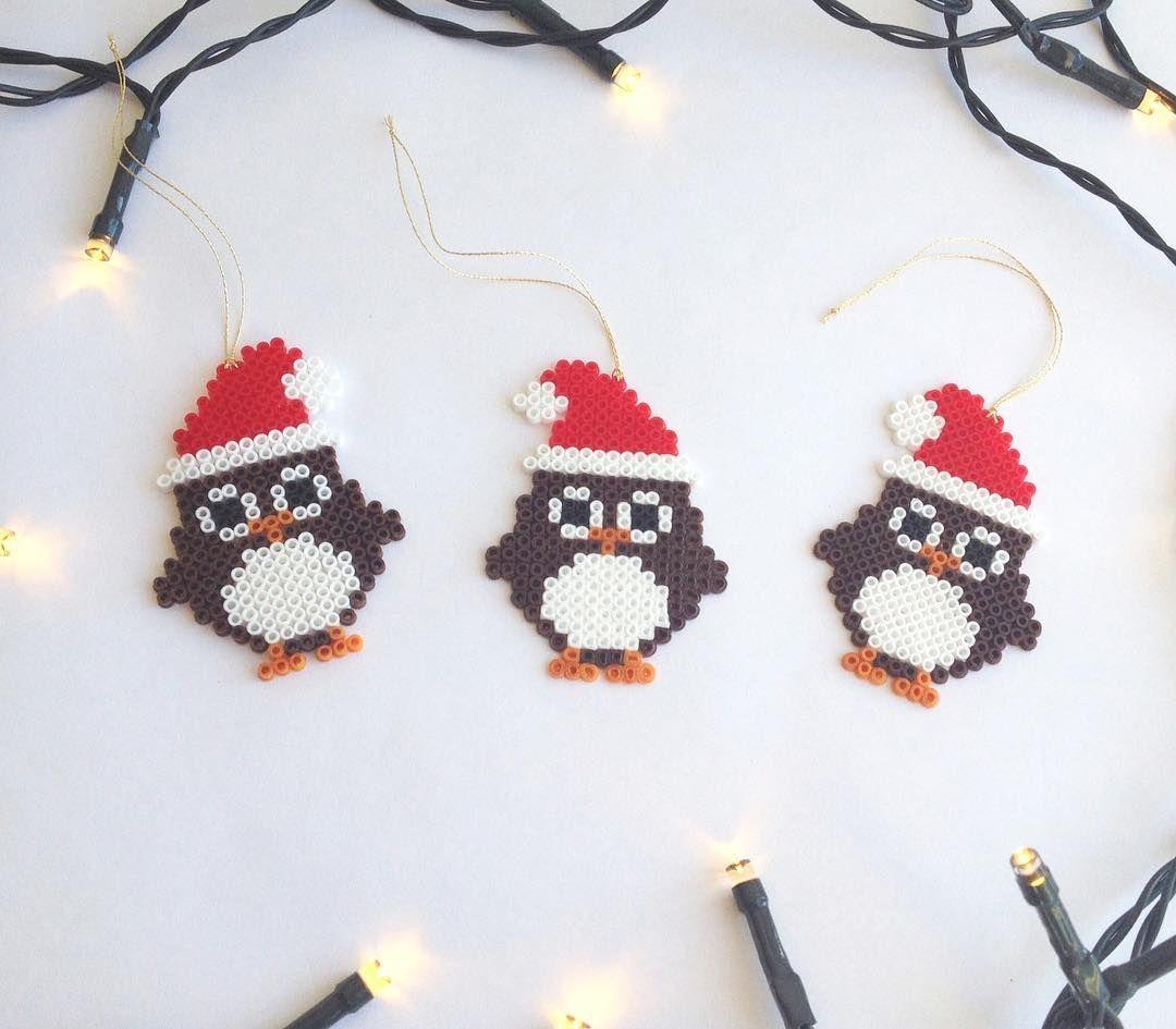 Les créations de Noël les plus originales repérées sur Instagram #beading