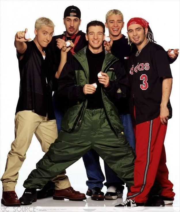 48 Reasons Why The World Desperately Needed An Nsync Reunion With