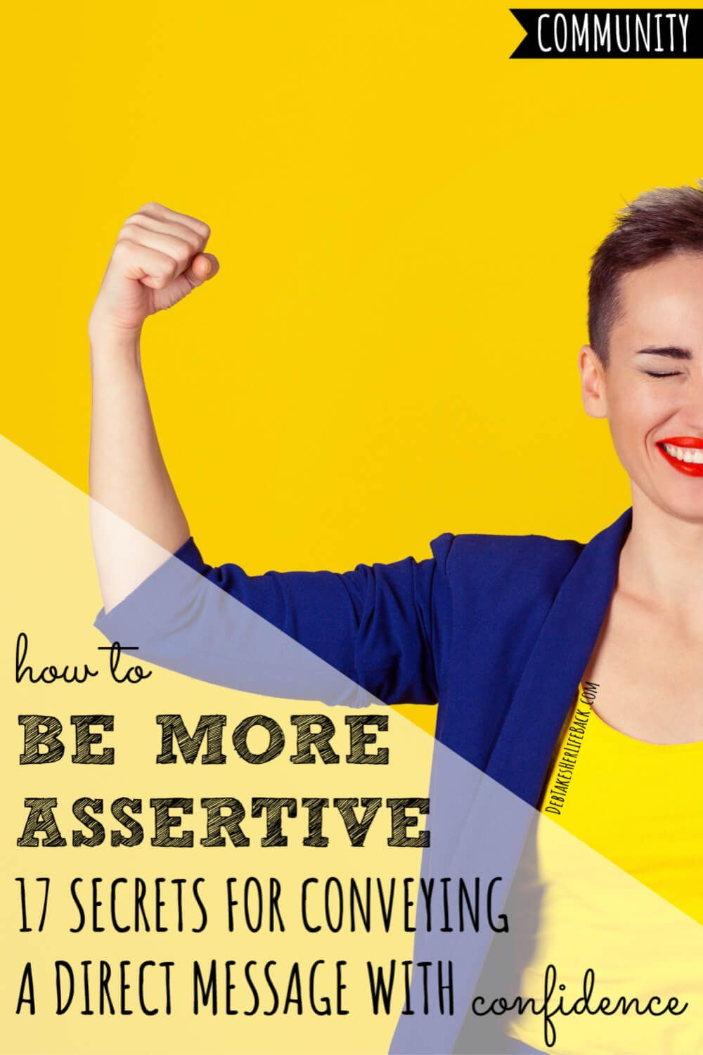 How to Be More Assertive Assertiveness, Meant to be