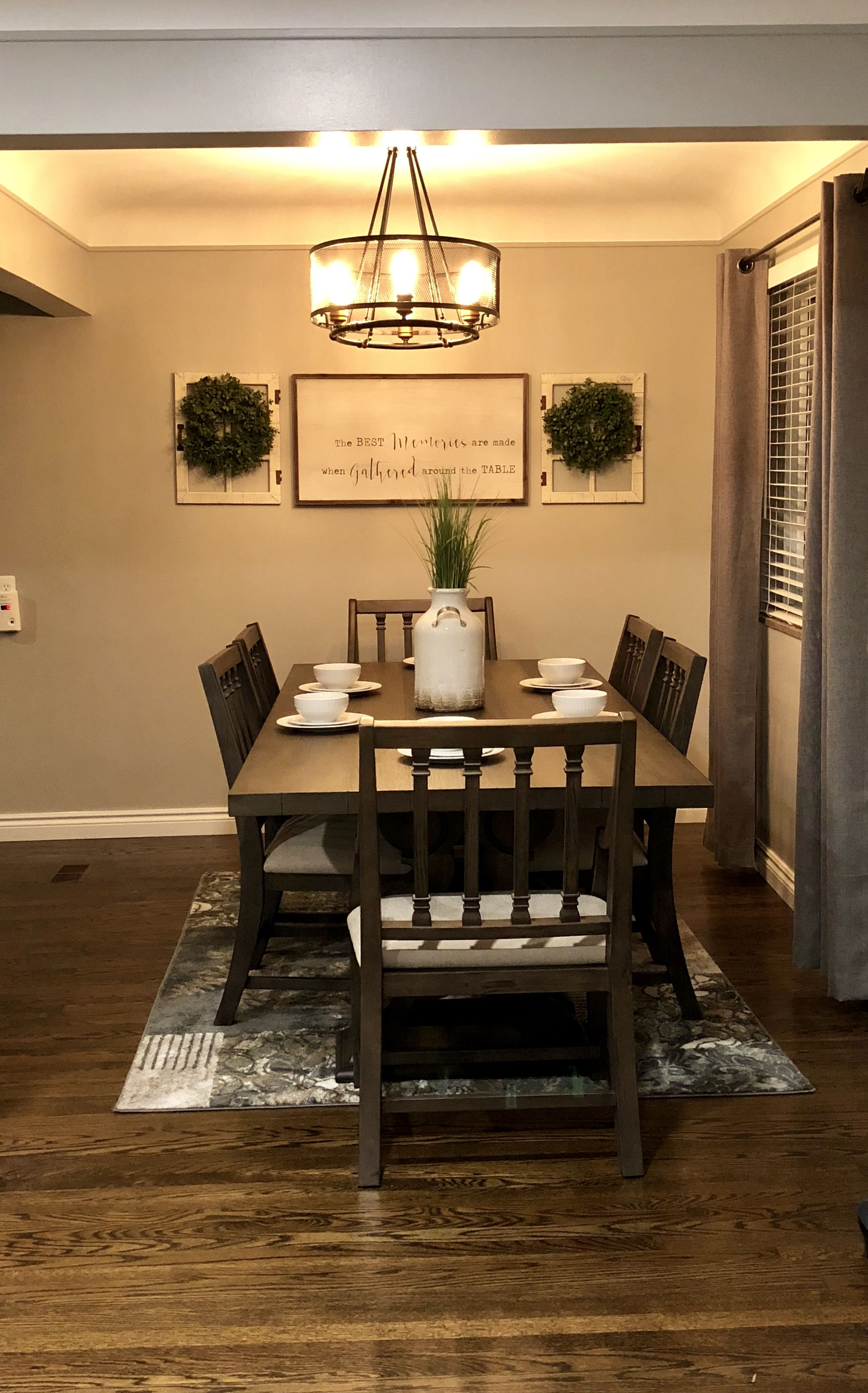 Magnolia Homes Revial Dining Set