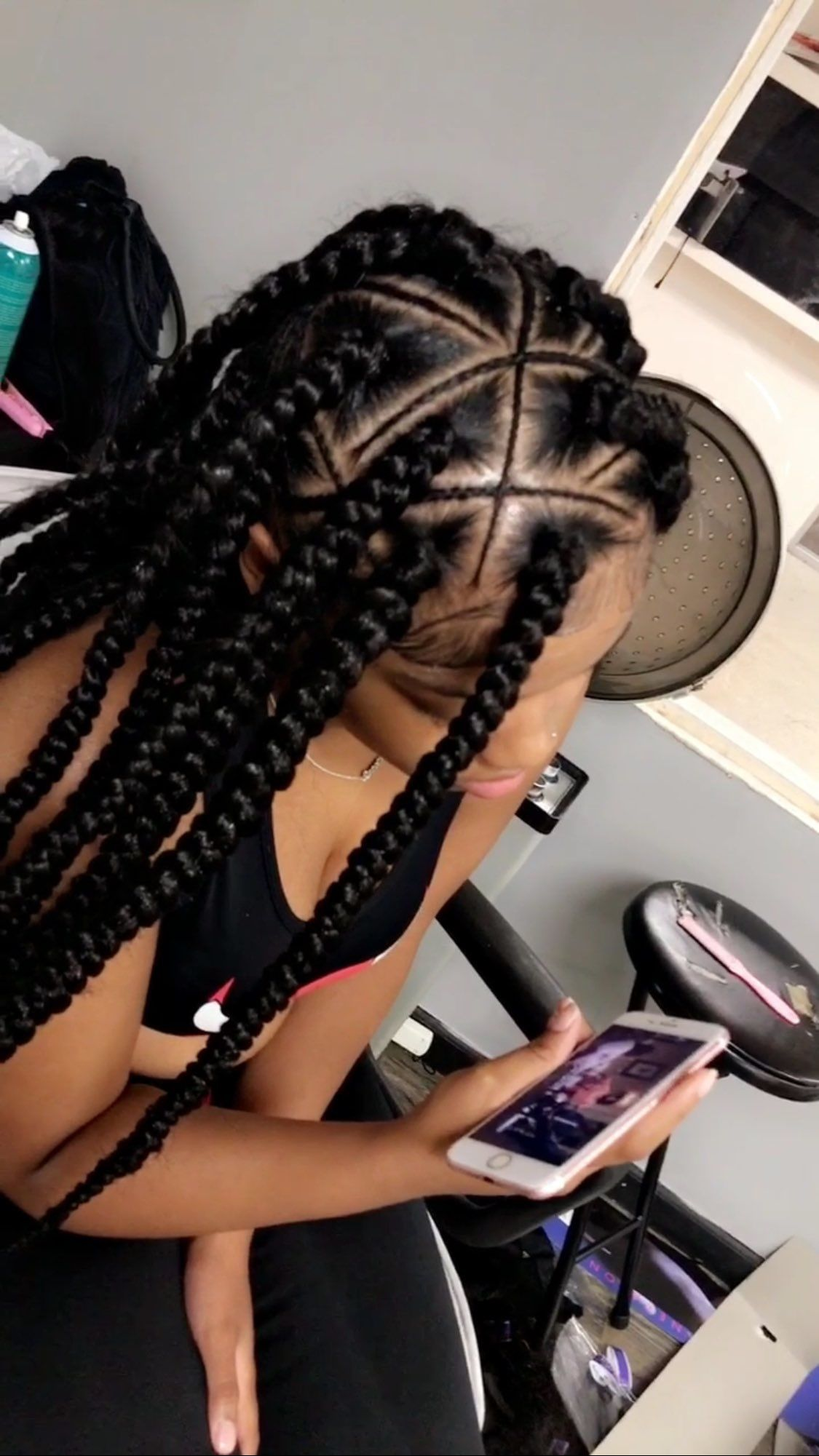 Pin by alexis on hair tips pinterest black girls hairstyles
