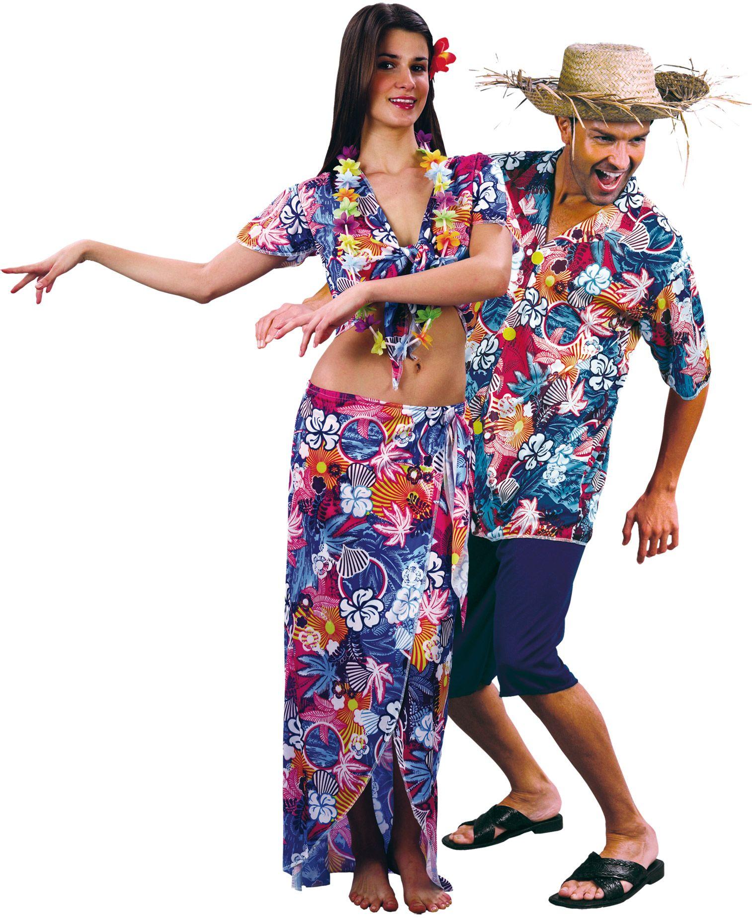 D guisement couple de touristes hawa ens deguise toi - Theme de deguisement ...