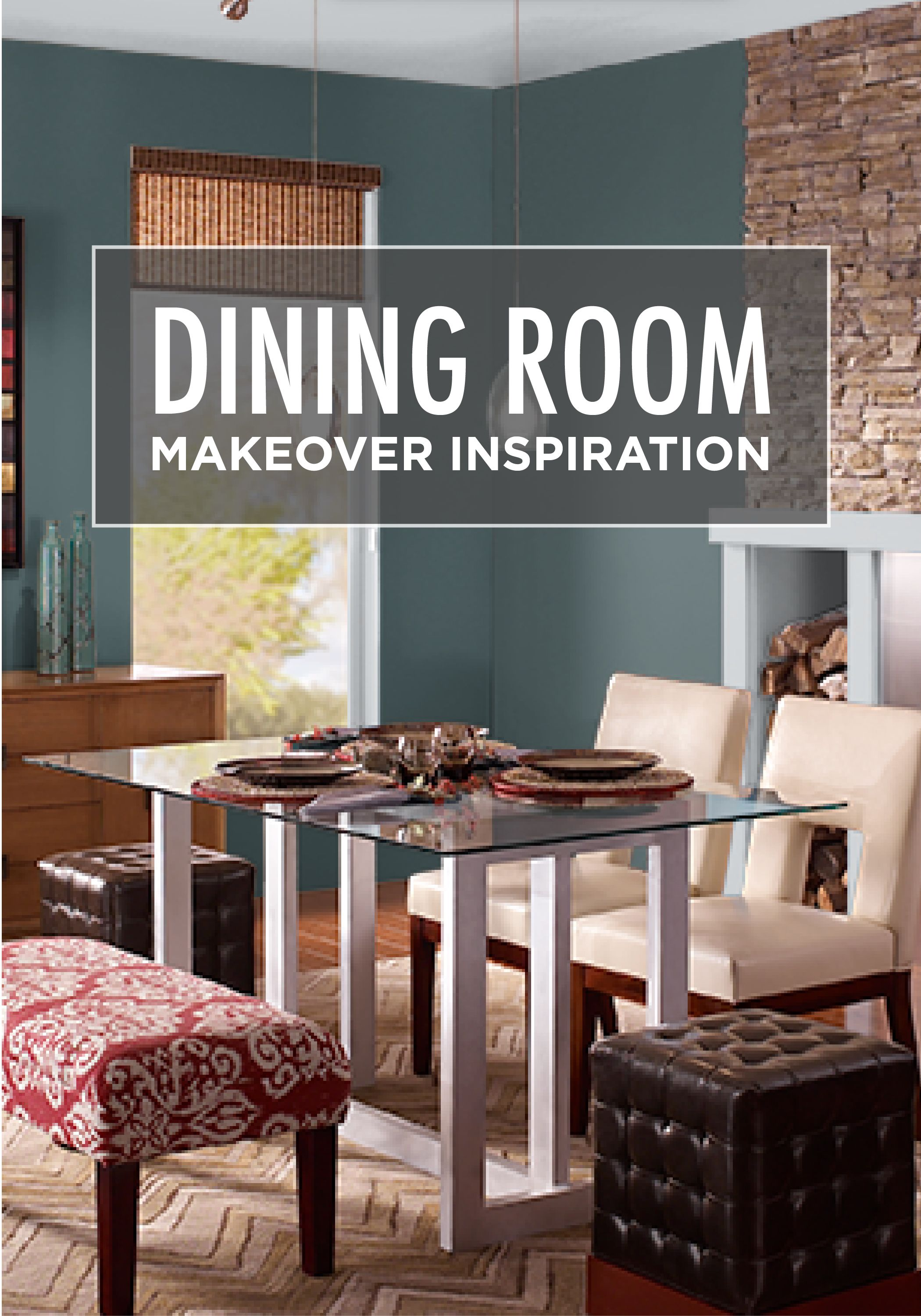 Delightful BEHR Paint In Underwater And Galactic Tint Will Make The Perfect Wall Color  Combination To Pair With Your Eclectic Dining Room Decor. Part 6