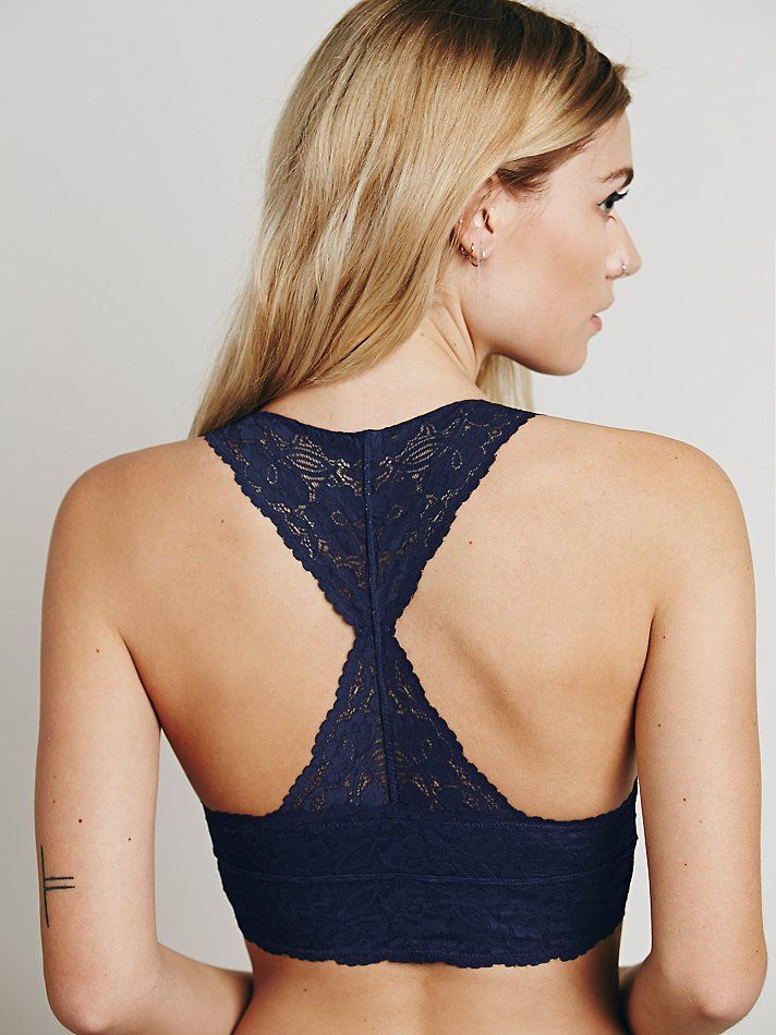 2e94b6f0b2 Free People Galloon Lace Racerback at Free People Clothing Boutique ...