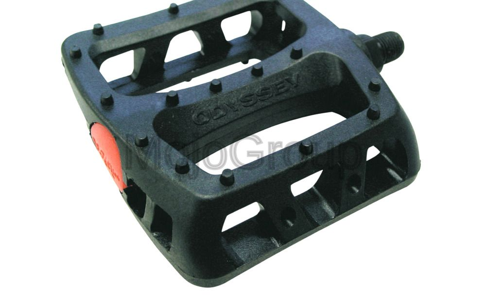 "Odyssey Black Twisted PC 9//16/"" Pedals"
