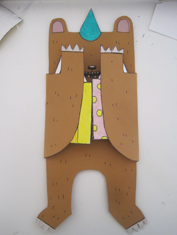 DIY Birthday Bear Card   DIY Cards   Pinterest   DIY Birthday, Bears ...