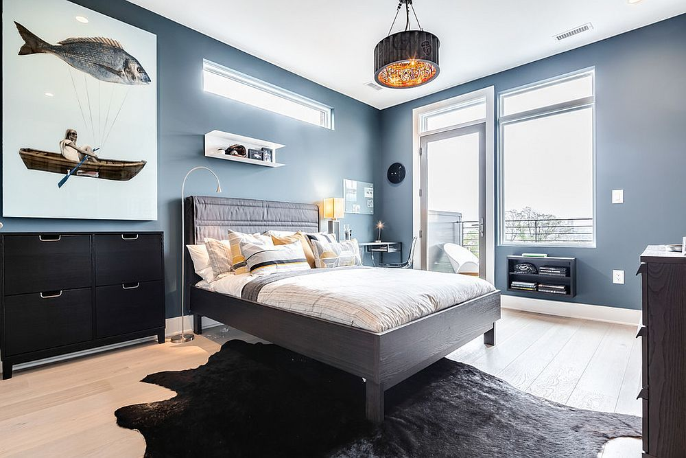 Blue And Gray Bedroom Designs Depending On The Style You Are After There Are Many Different