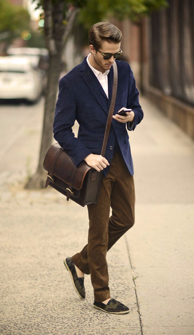 15 Must-Have Items For Men To Look Fresh And Professional ...
